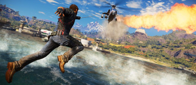 Just Cause 3 se patche