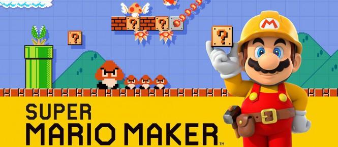 Une nouvelle MàJ pour Super Mario Maker