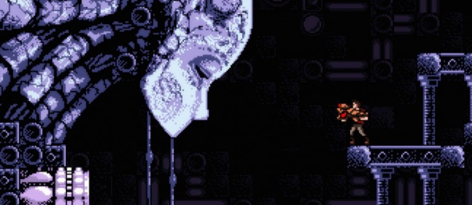 Axiom Verge en retard sur PS Vita