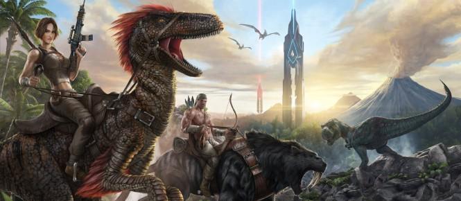 ARK convainc sur Xbox One