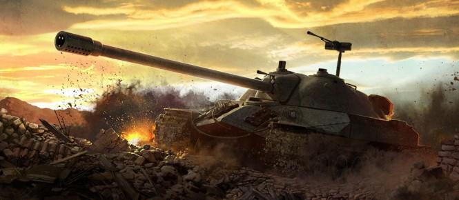 PS4 : bientôt une bêta ouverte pour World of Tanks