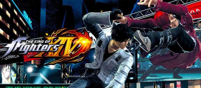 King of Fighters 14 : 50 combattants à la sortie