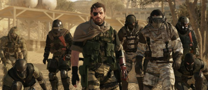 Metal Gear Online arrive sur PC