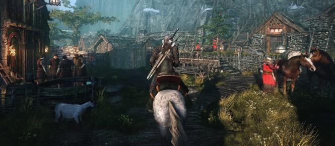 Encore un patch pour The Witcher III
