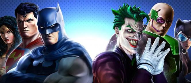 DC Universe Online annoncé sur Xbox One