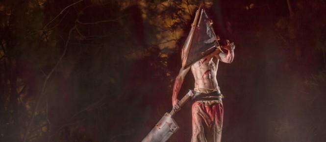 L'épée de Pyramid Head reconstituée