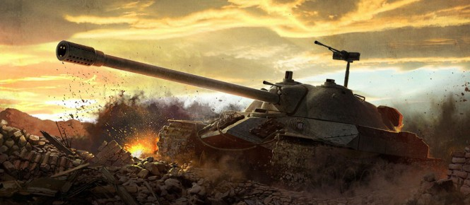 World of Tanks sortira sur PS4 le...