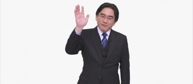 Un titre posthume pour Satoru Iwata