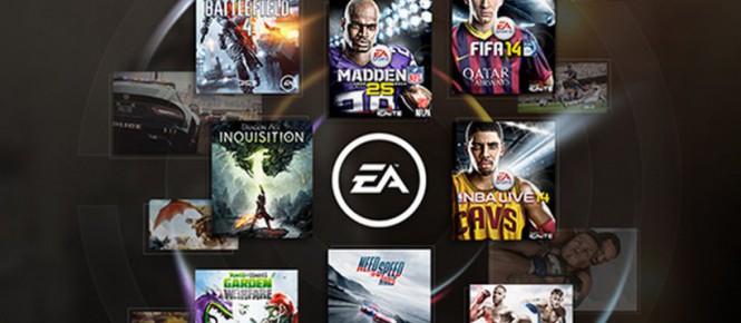 L'EA Access en essai gratuit sur Xbox One