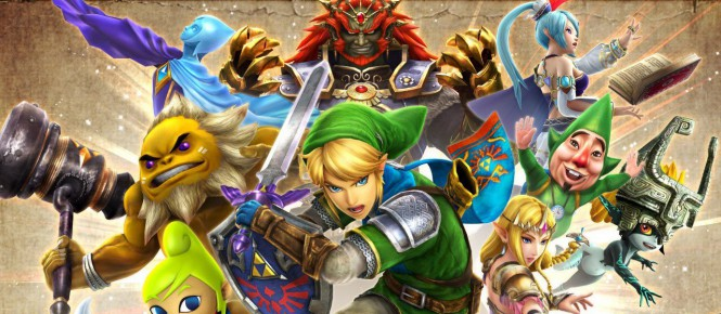 Hyrule Warriors Legends pèsera...