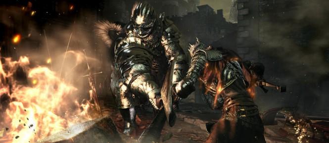 Un comics pour Dark Souls