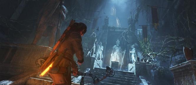 Rise of the Tomb Raider : un DLC la semaine prochaine