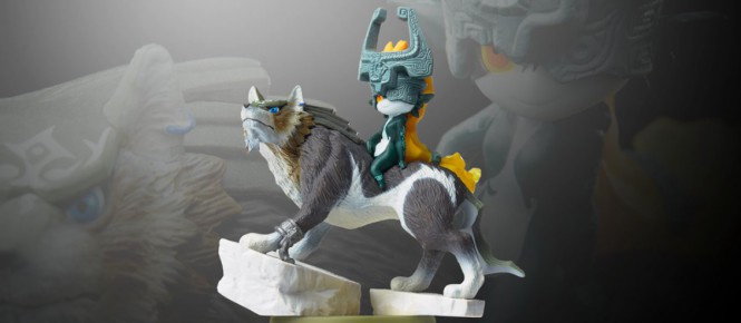 Zelda Twilight Princess HD : l'utilisation des amiibo