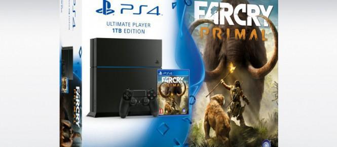 Un bundle PS4 pour Far Cry Primal