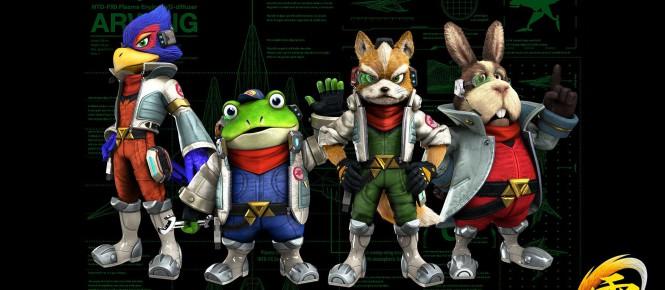 Star Fox Zero : Nintendo confirme avril et les amiibo