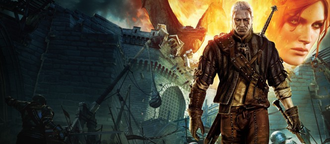 The Witcher 2 offert et rétrocompatible sur One