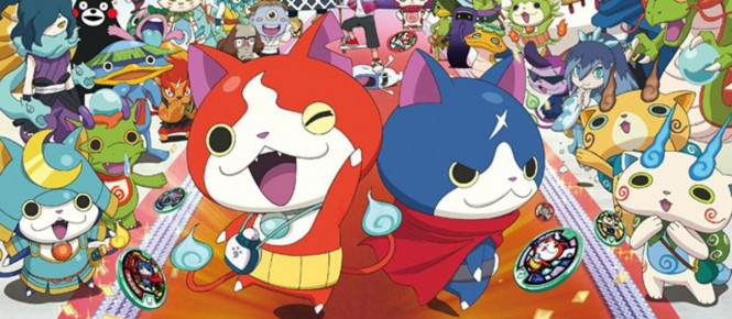 Europe : Yôkai Watch au printemps