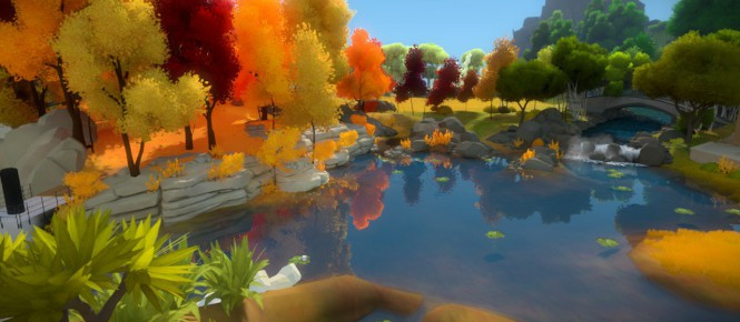 De la VR sur PC pour The Witness