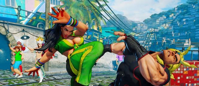 Street Fighter 5, le prolongement de l'histoire en vidéo
