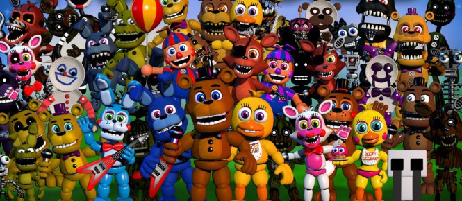 Five Nights at Freddy's World quitte Steam