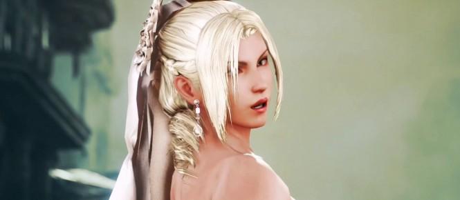Tekken 7 : Fated Retribution : Nina au casting