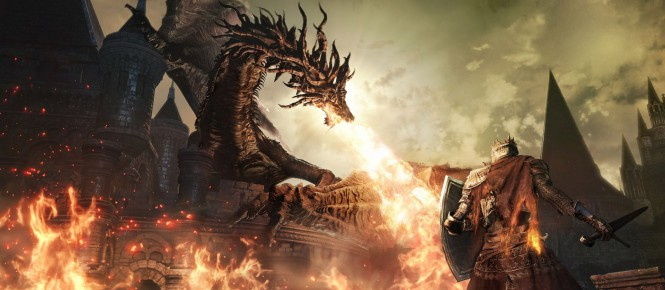 Des PS4 pour Dark Souls III