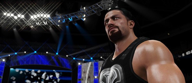 WWE reste chez 2K