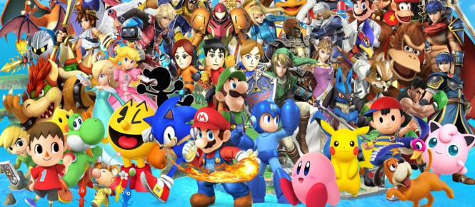 Un Smash Bros. au lancement de la NX ?