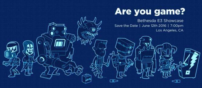 Bethesda : une conférence (datée) à l'E3