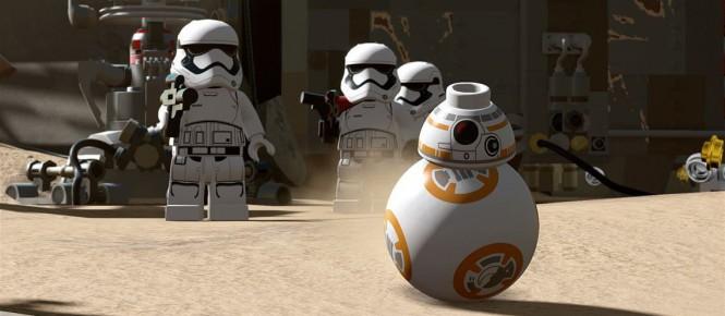LEGO Star Wars VII annoncé