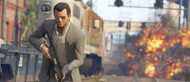 GTA V : 60 millions de copies distribuées