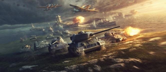 World of Tanks : le million sur PS4
