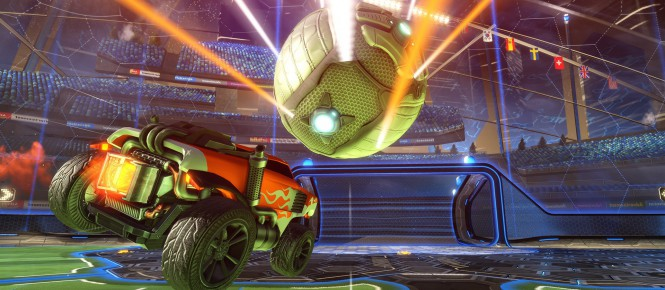 Xbox One : une date pour Rocket League
