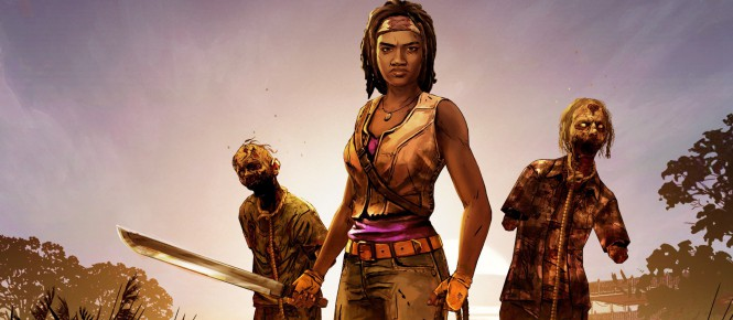 The Walking Dead : Michonne Episode One a enfin une date.