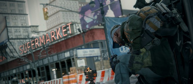 The Division : bêta ouverte ce week-end