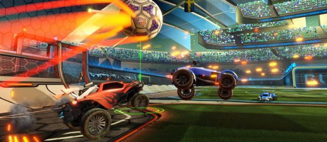 Rocket League : 11 millions de joueurs sur PC et PS4