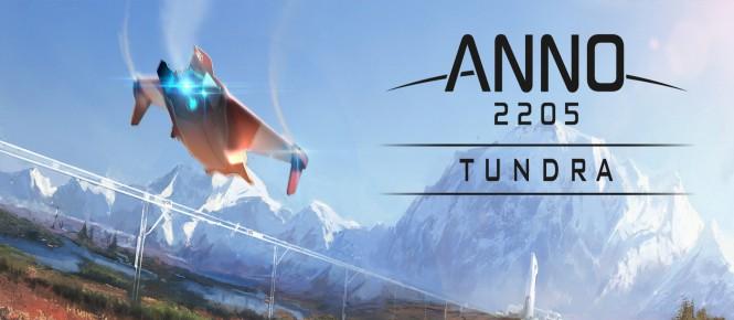 Anno 2205 date son extension Tundra