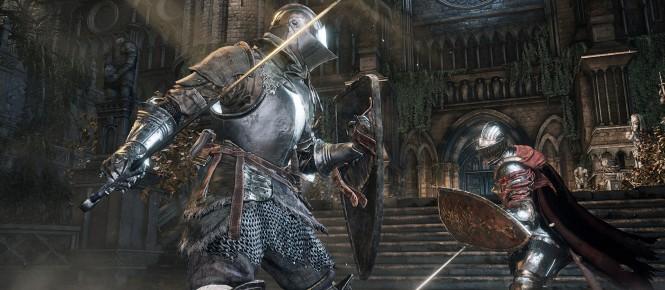 Une réduction pour Dark Souls III sur PC