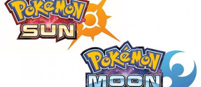 Pokémon Sun et Moon déposés