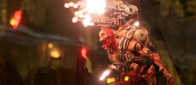 Doom à 1080p et 60fps...
