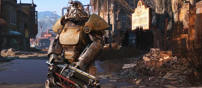Fallout 4 : le patch 1.4 cette semaine sur PS4 et Xbox One