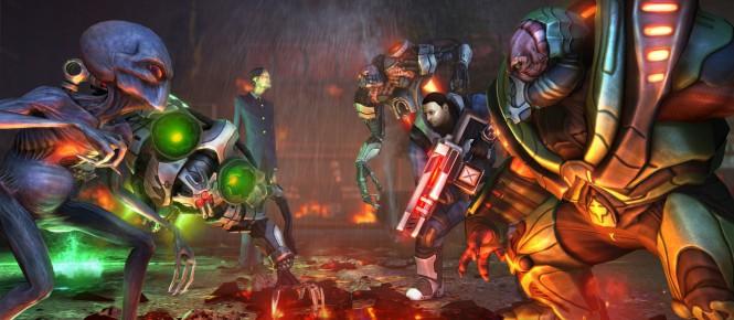 XCOM Enemy Unknown débarque sur Vita