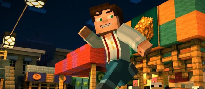 Trois chapitres de plus pour Minecraft Story Mode
