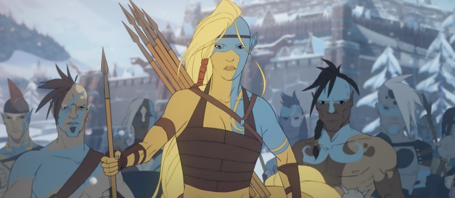 The Banner Saga 2 daté sur PC