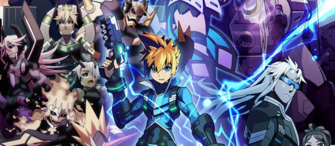Azure Striker Gunvolt : le point sur les ventes