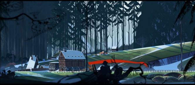 The Banner Saga arrive sur l'Origin Access