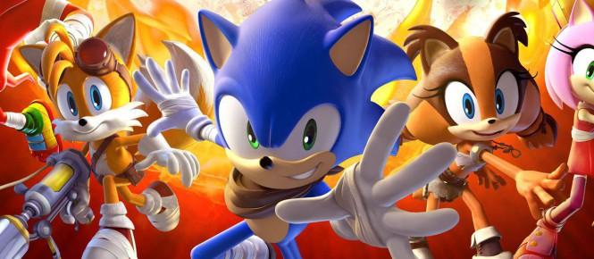 Sonic Boom : Fire & Ice se date en Europe