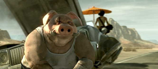 Ubisoft redépose Beyond Good & Evil