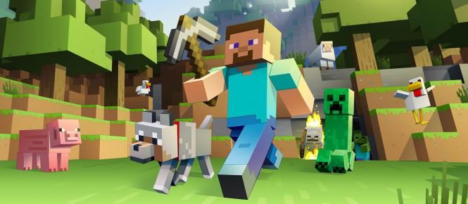 Minecraft : une version boite sur Wii U