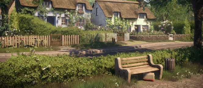 Everybody's Gone to the Rapture se date sur PC